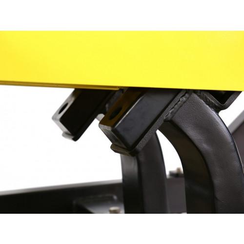 Maszyna Calf Machine do treningu mięśni łydek GOLD LINE (8)