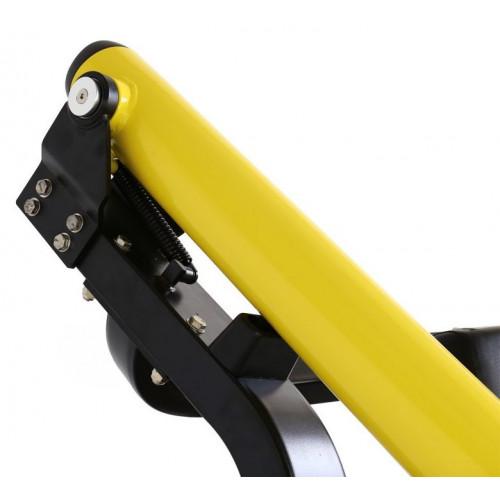 Maszyna Incline Chest Press do treningu górnych mięśni klatki piersiowej i ramion GOLD LINE (6)