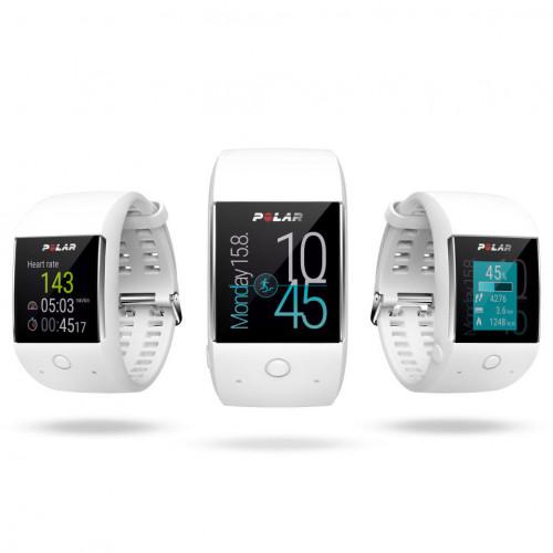 Polar smartwatch M600 (biały) (2)