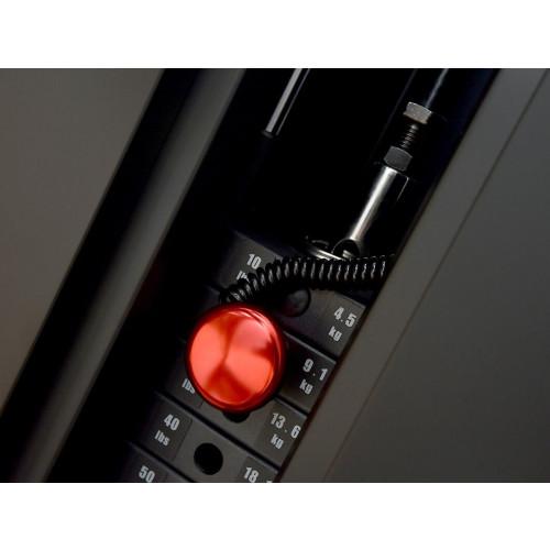 Dwufunkcyjna maszyna na barki, klatkę piersiową i plecy R2.104 (DIP-CHIN ASSIST) R-LINE NPG (2)