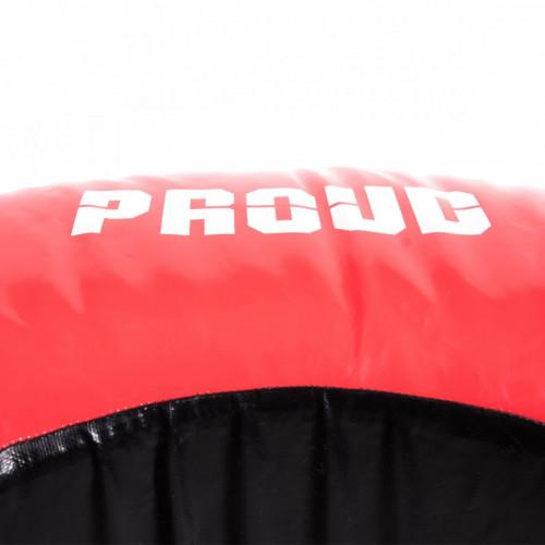 Opona treningowa 60 kg - PROUD (czerwona) (3)