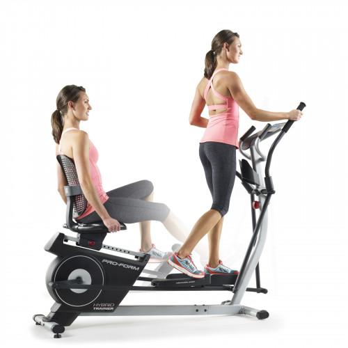 Orbitrek + rower Hybrid Trainer ProForm + Roczne członkostwo IFIT PREMIUM GRATIS (8)