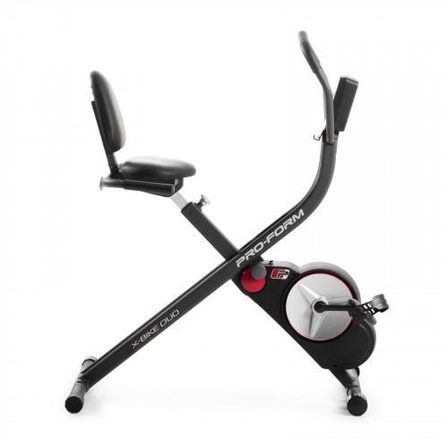Rower treningowy dwufunkcyjny X-Bike Duo ProForm (3)