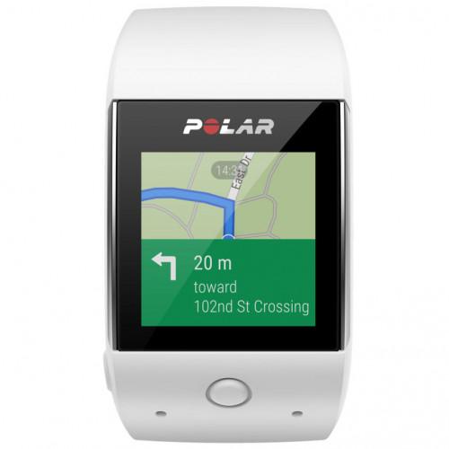 Polar smartwatch M600 (biały) (5)