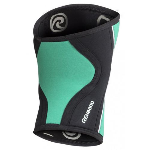 Stabilizator Kolana Rx 105307-01 Rehband 5 mm (zielony) (3)