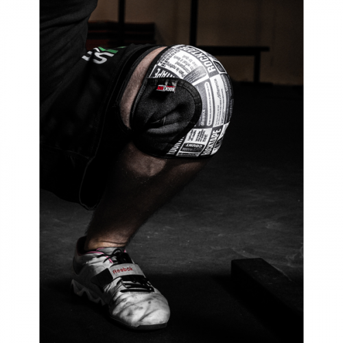 Stabilizatory na kolana Assassins Knee Sleeves 7mm - ROCKTAPE (Manifesto) (2)