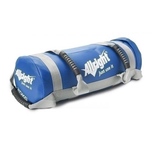 Powerbag worek do ćwiczeń 20 kg Allright (niebieski) (1)