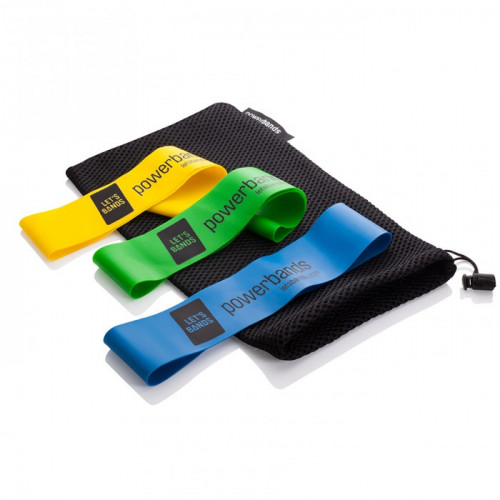 Zestaw gum POWER SET MINI - LET'S BANDS (2)