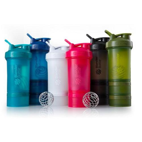 SHAKER PROSTAK - 650ml Blender Bottle (niebieski) (4)