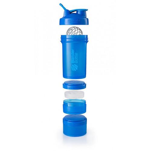 SHAKER PROSTAK - 650ml Blender Bottle (niebieski) (2)