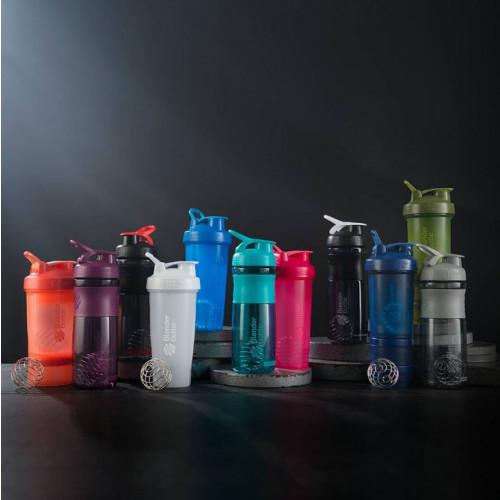 SHAKER PROSTAK - 650ml Blender Bottle (niebieski) (5)