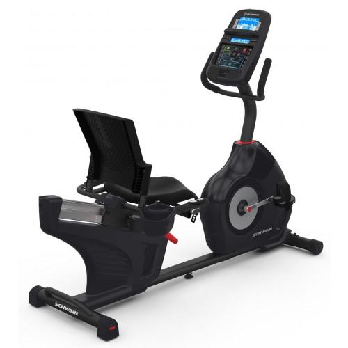 Schwinn® Rower poziomy programowany 570R (2)