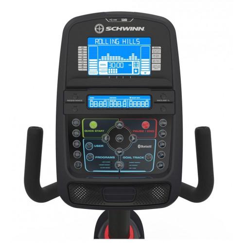 Schwinn® Rower poziomy programowany 570R (5)