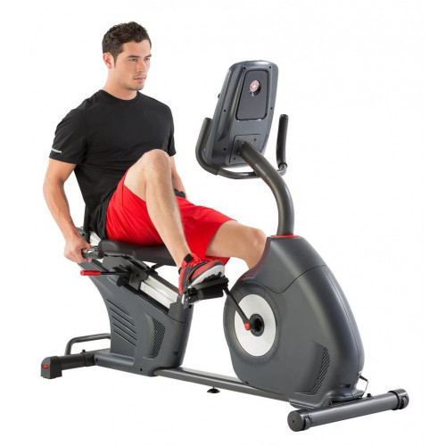 Schwinn® Rower poziomy programowany 570R (6)