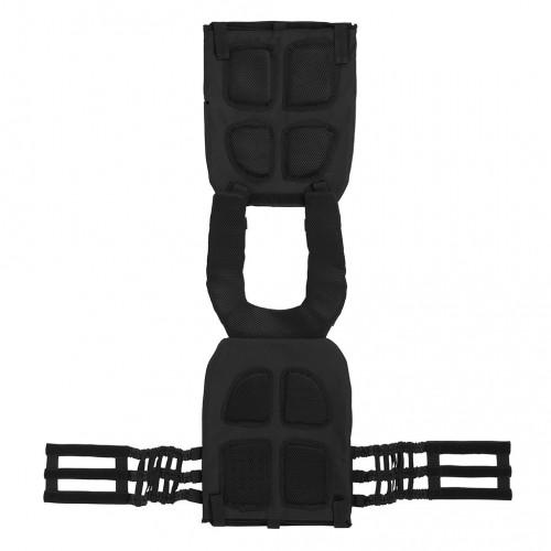 Obciążeniowa kamizelka do ćwiczeń Tactic Weight Vest (black, 20LB) THORN+FIT (4)
