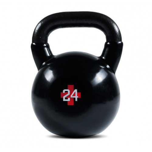 Hantla KETTLEBELL VINYL 24kg THORN+FIT (1)