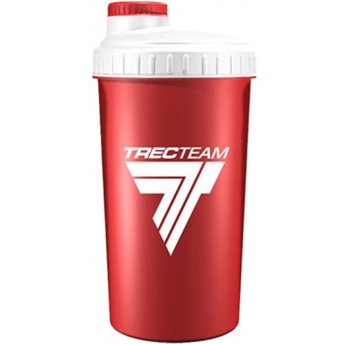 Trec - SHAKER plastikowy IM READY - 0,7 l (czerwony) (1)