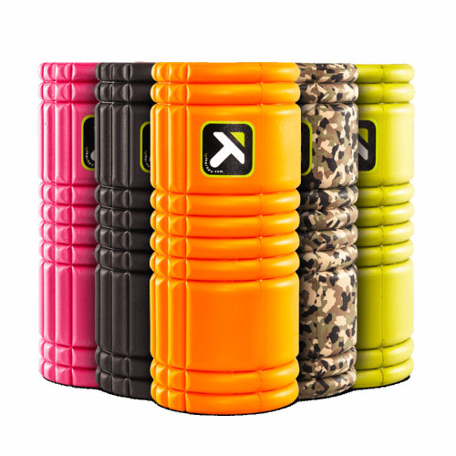 Wałek Grid Foam Roller 33 cm TRIGGER POINT (moro) (3)
