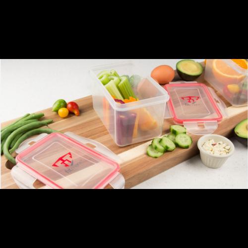 Pojemnik na posiłek 1000 ml - Lunch Box - FITMARK (4)