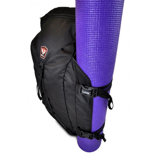 YOGA ME BACKPACK FITMARK -  Plecak sportowy (czarny) (4)