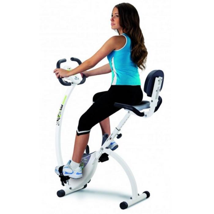 Rower Składany Bh Fitness Yf92 Total Access Fitnessshoppl Sprzęt