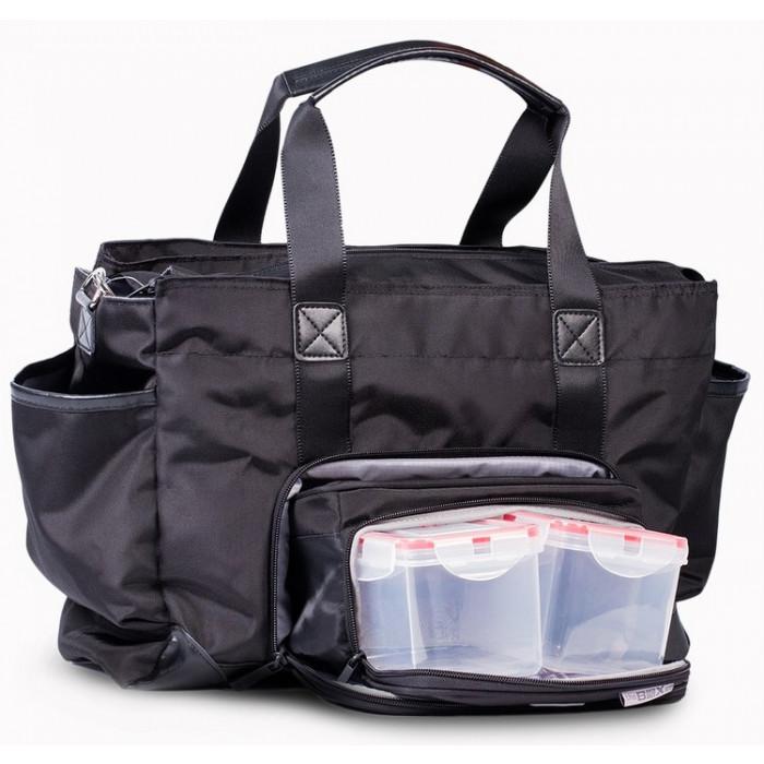 3ee316ddef54e MASON'S BAG FITMARK - Torba + 2 posiłki (czarna) Fitness.Shop.pl ...