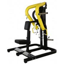 Maszyna Low Row do treningu mięśnia najszerszego grzbietu, bicepsów i mięśni czworobocznych GOLD LINE