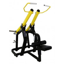 Maszyna Pull Down do treningu mięśnia najszerszego grzbietu i bicepsów GOLD LINE