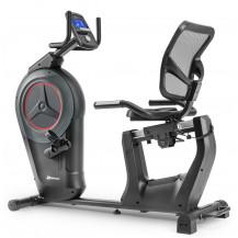 Rower elektryczno-magnetyczny leżący HS-100L Edge iConsole Hop Sport + mata