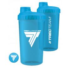 Trec - SHAKER plastikowy TREC TEAM - 0,7 l (niebieski)