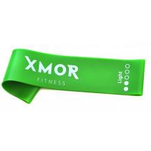 Guma oporowa MINI BAND lekka XMOR (zielona)