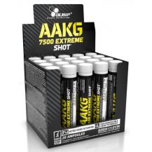 Olimp - AAKG 7500 EXTREME SHOT - 20 x 25ml
