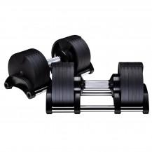 Hantle regulowane Flexbell 2x 2-20 kg NÜO