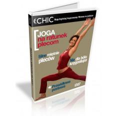 Film instruktażowy DVD - Joga na ratunek plecom - CHIC