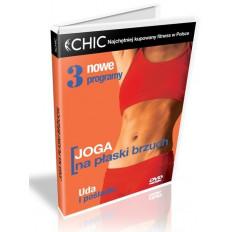 Film instruktażowy DVD - Joga na płaski brzuch - CHIC