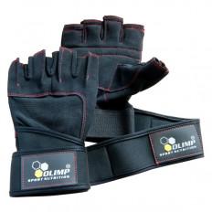 Olimp - Rękawice treningowe - HARDCORE RAPTOR (czarne)