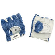 Rękawiczki sportowe z siatką Allright (niebieskie)