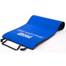 Mata do ćwiczeń 180x60x0,6cm PROFIT (niebieska)