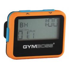 Zegar / stoper interwałowy GYMBOSS (pomarańczowy)