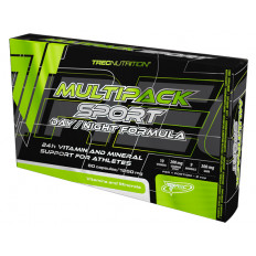 Trec - MULTIPACK SPORT - DAY / NIGHT FORMULA - 60 kaps.