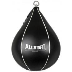 Gruszka bokserska podwieszana Allright (czarna)