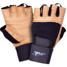 Trec - Rękawice treningowe PROFI (brązowe)