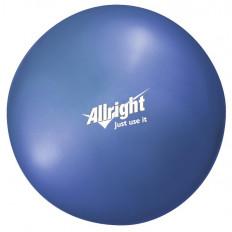 Piłka gimnastyczna OVER BALL 26 cm Allright (niebieska)