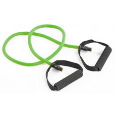 Guma fitness z uchwytami 7x11x1200 mm Allright (zielona)