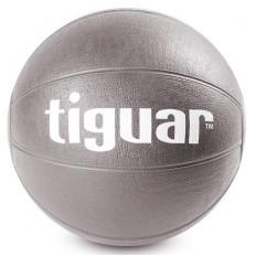 Piłka lekarska 4kg tiguar (jasna szara)