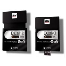 Zestaw Dual Kit BE do rowerów i eliptyków BH Fitness