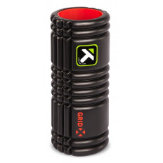 Wałek Grid X Foam Roller 33 cm TRIGGER POINT (czarny)