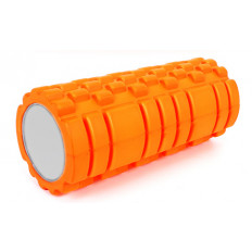 Wałek GRID FOAM ROLLER I Training SHOW ROOM (pomarańczowy)