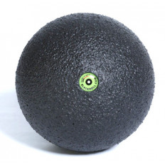 Piłka do masażu 12 cm BLACKROLL (czarna)
