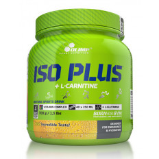 Olimp - ISO PLUS POWDER - 700 g